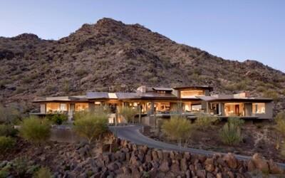Luxusná rezidencia v arizonskom Paradise Valley