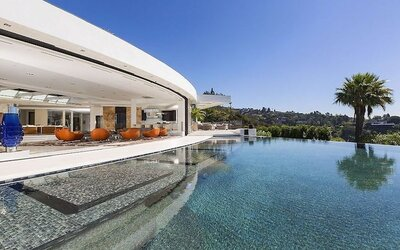 Luxusná vila v L.A., na ktorú si robia zálusk Beyonce a Jay Z