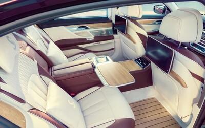 Luxusnejšiu 7-čku by ste hľadali márne. BMW oslavuje 25. výročie divízie Individual veľkým unikátom