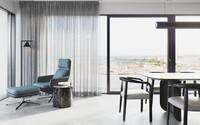 Luxusní apartmán jako vystřižený z amerických filmů. Nalezli jsme nejkrásnější bydlení v Karlíně
