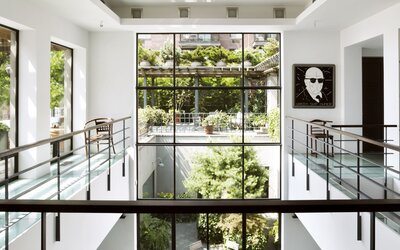 Luxusní střešní byt v New Yorku, kde dříve bydlel Robert De Niro, je nyní na prodej za 36 milionů eur
