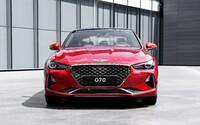 Luxusný kórejský konkurent BMW radu 3 je na svete. Genesis G70 zaujme dizajnom i slušnou technikou