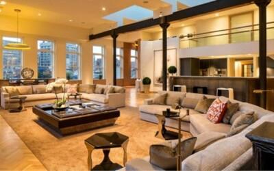 Luxusný penthouse s panoramatickým výhľadom