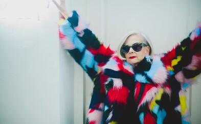 Lyn je 64-ročná módna blogerka, ktorá inšpiruje ženy po celom svete. Je dôkazom toho, že vek je iba číslo