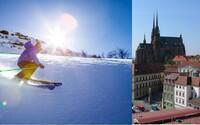 Lyžovačka v Brně? Radní plánují postavit sjezdovku ve městě, kde většinou není sníh
