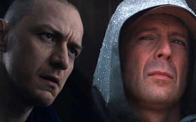 M. Night Shyamalan už pracuje na filme Glass, pokračovaní svojho thrilleru Split. O čom bude a môžeme sa tešiť aj na návrat Brucea Willisa?
