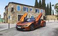 M5 nebo i8 Roadster? Oba bavoráky vyvolávají na cestách rozruch v jiném podání