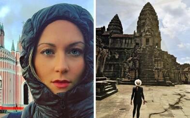 Je jí 27 a už stihla navštívit 181 zemí světa. Odvážná Cassandra chce překonat světový rekord