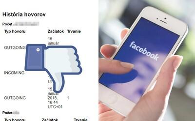 Má informace o tvých soukromých hovorech i SMS. Stáhni si svá data z Facebooku a zjisti, co o tobě největší sociální síť ví