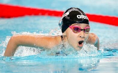 Má len 10 rokov a už súťaží s najlepšími plavcami na majstrovstvách sveta!
