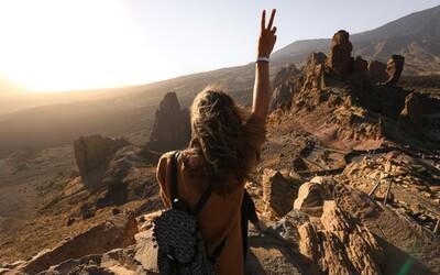 Má skutočne dobrodružného ducha! Mladá Slovenka Lucia cestuje po svete a objavuje dychberúce miesta