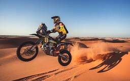 Má Svitko najťažšie za sebou? Drsná Rally Dakar finišuje