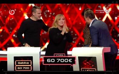 Má TV JOJ na konte ďalšie fiasko? Súťažiacej uznali diskutabilnú odpoveď, vyhrala 60-tisíc eur