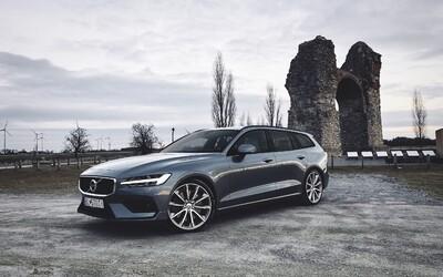 Má Volvo nejhezčí kombi na trhu? Vyzkoušeli jsme novou V60 a jsme nadšení