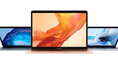 Macbook Air sa dočkal faceliftu, iPad Pro okopíroval iPhone X a Mac mini útočí výkonom