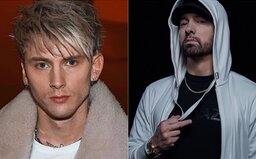 Machine Gun Kelly se vysmívá Eminemovi. Tvrdí, že se snaží udržovat relevantnost sdílením výzev a otevírá starší konflikt