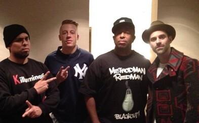 Macklemore a Ryan Lewis si na song Buckshot pozvali dve legendy - DJ Premiera a KRS-One