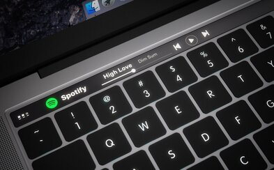 macOS Sierra potvrdil malý OLED displej v novom MacBooku Pro. Ako by to mohlo vyzerať?