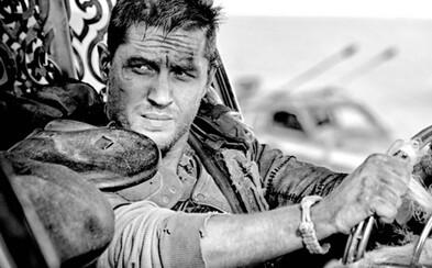 Mad Max a jeho šialená cesta sa nezastaví ani na Blu-ray, vyjde totiž v čiernobielom