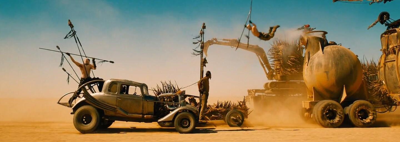 Mad Max: Fury Road bolo zvolené najlepším austrálskym filmom v histórii krajiny