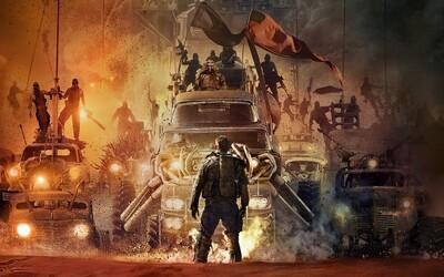 Mad Max posiela nádherné plagáty a Tom Hardy odhaľuje, že má zmluvu na ďalšie 3 filmy!