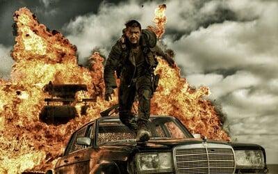 Mad Max v nových záberoch definuje pojmy chaos a deštrukcia