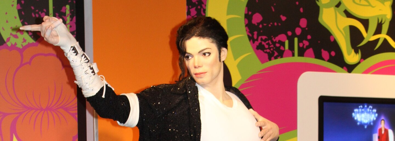 Madame Tussauds neodstraní voskové figuríny Michaela Jacksona