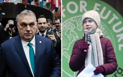 Maďarská veřejnoprávní média prý potřebují zvláštní povolení k informování o EU, migrantech či Gretě Thunberg