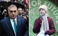 Maďarské verejnoprávne médiá vraj potrebujú špeciálne povolenie na informovanie o EÚ, migrantoch či Grete Thunbergovej