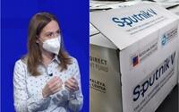 Maďarskí vedci Slovensku odporučili Sputnik V netestovať a rovno ním očkovať, hovorí šéfka ŠÚKL-u Baťová