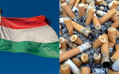 Maďarsko môže byť prvou nefajčiarskou krajinou. Ľudia narodení po roku 2020 by to vraj mali mať zakázané zákonom
