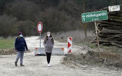 Maďarsko povolilo Slovákom vstúpiť na ich územie na 24 hodín bez povinnej karantény. Platí od piatku