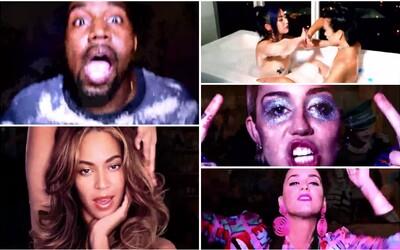 Madonna a Nicki Minaj vypustily velkolepý klip, kde najdeme i Kanyeho, Beyoncé, Miley Cyrus nebo Katy Perry