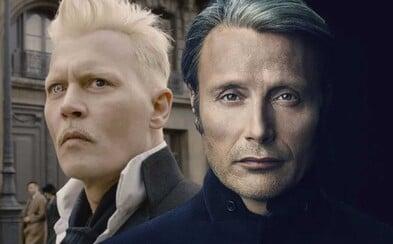 Mads Mikkelsen oficiálně nahradí Johnnyho Deppa v roli Grindelwalda ve Fantastických zvířatech 3
