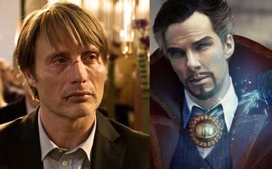 Mads Mikkelsen sa pravdepodobne postaví Cumberbatchovi v Doctorovi Strangeovi od Marvelu!