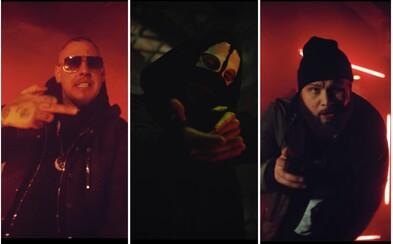 MadSkill pripravil pre Separa, Čis T-ho a IronKapa beat, refrén aj videoklip