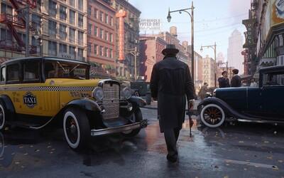 Mafia: Definitive Edition bude plnohodnotný remake! Sleduj záběry na Lost Heaven v nadupané 4K grafice