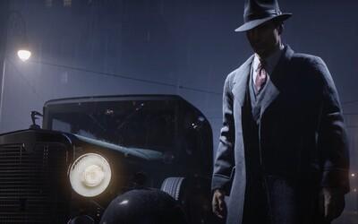 Mafia: Trilogy oficiálne potvrdili. Všetky 3 hry dostanú grafické vylepšenie a budeš ich môcť hrať na PS4, Xbox One a PC