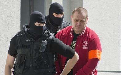Mafiánsky boss Sýkorovcov Borbély asi mieri na slobodu. Okresný súd v Trnave ho podmienečne prepustil