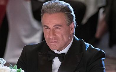 Mafiánský film s Johnem Travoltou byl bez udání důvodu stažen těsně před premiérou