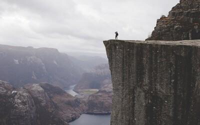 Magické fotky divoké přírody od mladého fotografa vás uchvátí
