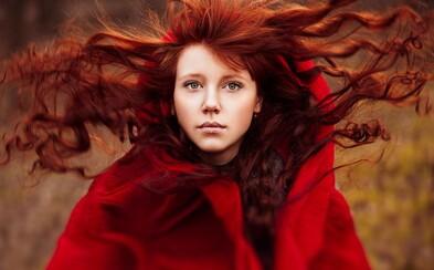 Magické fotografie, v ktorých dominuje červená farba, vás určite okúzlia