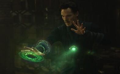 Magický Doctor Strange bude obrovským vizuálnym zážitkom, ktorý vás nenechá pokojne sedieť