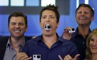 Majiteľ firmy GoPro zaplatil kamarátovi 200 miliónov eur kvôli sľubu, ktorý mu dal na univerzite