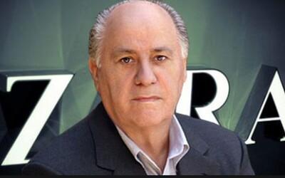 Majiteľ Zary, Bershky a Pull & Bear, Amancio Ortega sa stal 2. najbohatším mužom planéty