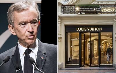 Majiteľ značiek Louis Vuitton a Dior kvôli koronavírusu stratil až 30 miliárd dolárov. Žiadny boháč dnes netrpí viac