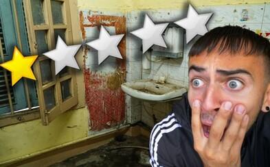 Majiteľka vypína teplú vodu, kradne topánky aj peniaze. PPPeter strávil noc v najhoršom hoteli vo východnej Európe