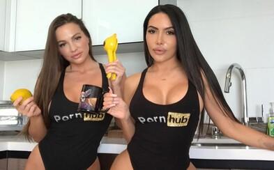 Majiteľom Pornhubu najviac vynáša porno, ktoré bolo na stránku nahraté z pomsty