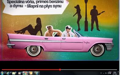 Majk Spirit a Čistychov predstavujú čerstvý letný latino hit RAJ s jedinečne spracovaným vizuálom