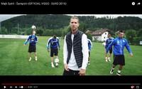 Majk Spirit a slovenská futbalová reprezentácia s futbalovou hymnou na EURO 2016